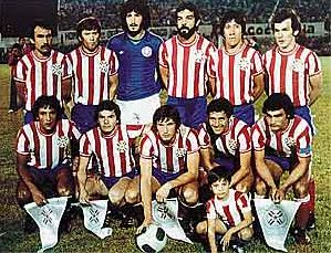 Reprezentácia Paraguaja z roku 1979