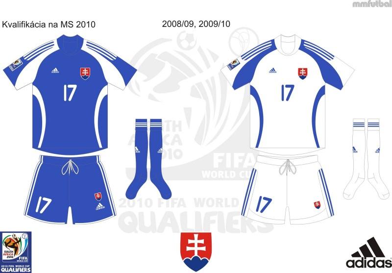 Pamätné dresy, v ktorých si Slovensko vybojovalo premiérovú účasť na MS.